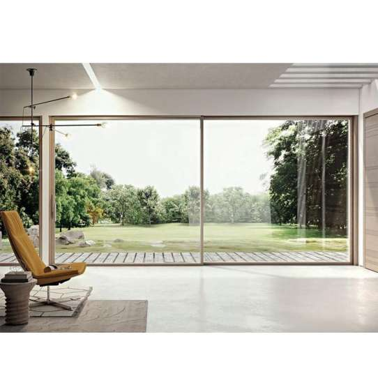 WDMA Aluminium Profile Automatic Sliding Door System For External Price