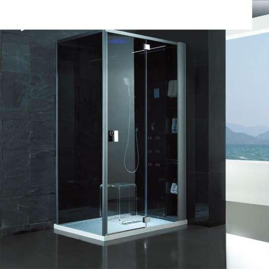 China WDMA aluminium profile shower door Shower door room cabin