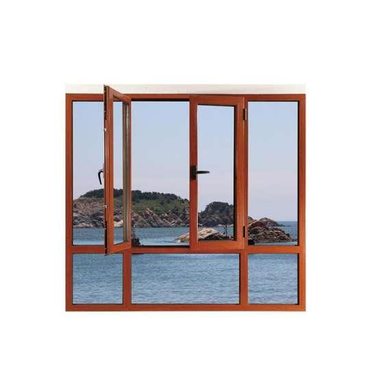 WDMA Aluminium Profile Windows