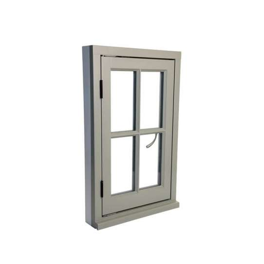 China WDMA Casement Windows
