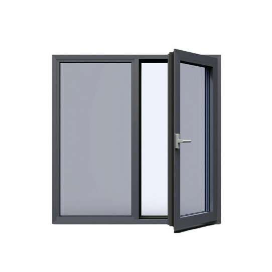 China WDMA Aluminium Profile Windows