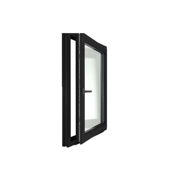 China WDMA Aluminum Alloy Casement Inward Opening Casement Window