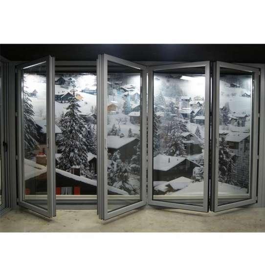 WDMA door Aluminum Folding Doors