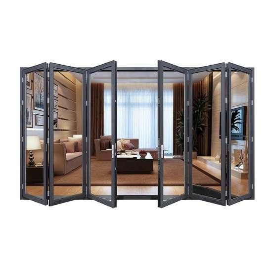WDMA Aluminium Bi Fold Doors