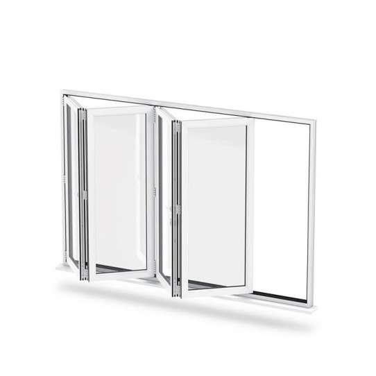China WDMA triple glazed window