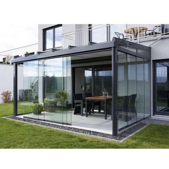 WDMA conservatory aluminum