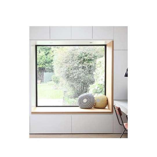 WDMA Aluminum Fixed Large Glass Windows Prices