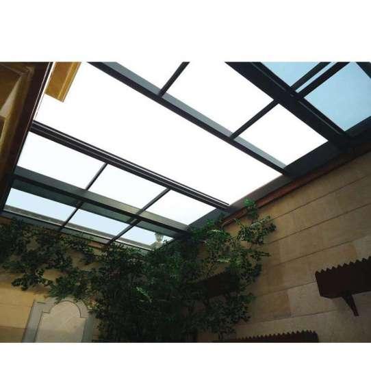 WDMA sky window Aluminum Skylight Window