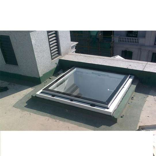 China WDMA sky window Aluminum Skylight Window