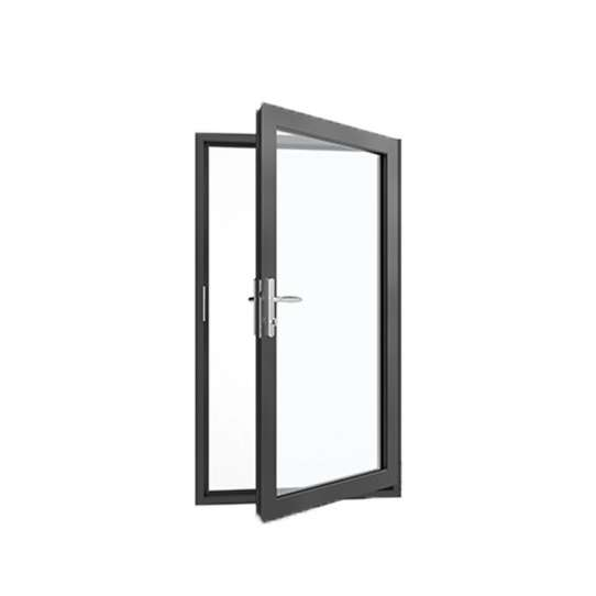 WDMA Aluminum Profile hinged door