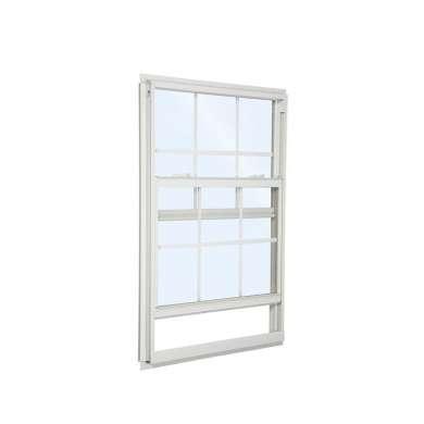 WDMA Aluminum Profile Vertical Sliding Window On Sales