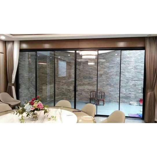 China WDMA Glass Doors Sliding