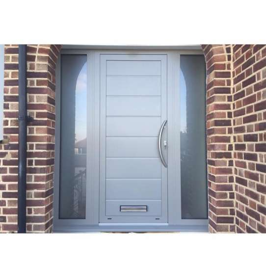 China WDMA Aluminium Dutch Door