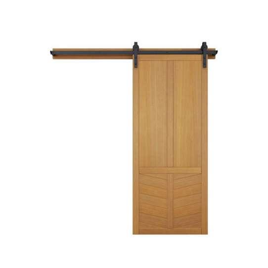 WDMA wood barn door