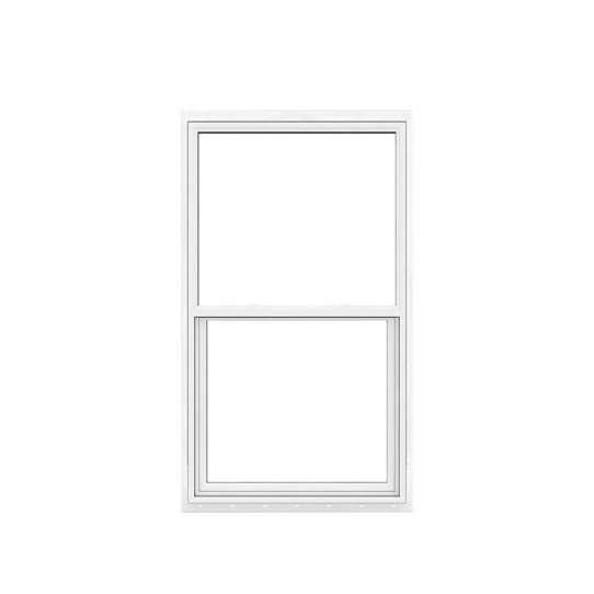 WDMA aluminium vertical sliding window Aluminum double single hung Window