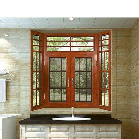 China WDMA aluminum windows and doors dubai