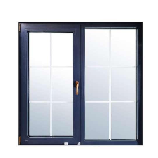 China WDMA aluminum windows and doors dubai Aluminum Casement Window