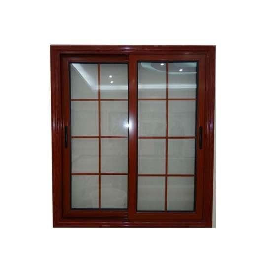China WDMA Analog Window Size For Aluminum sliding Glass Louvre Window Price Philippines