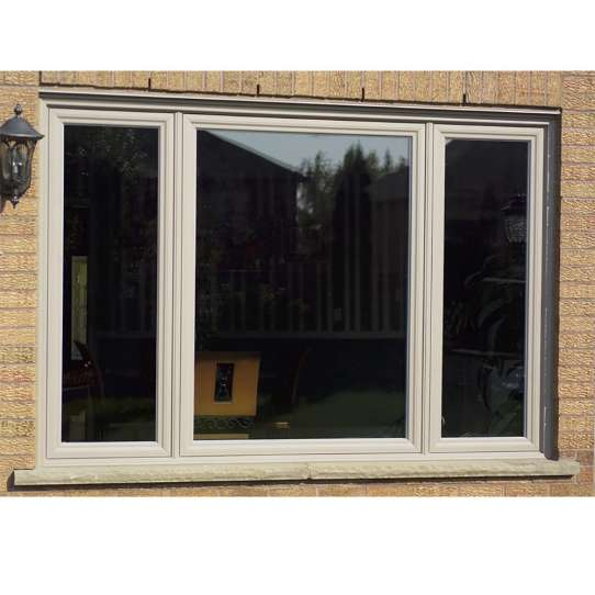 WDMA roof window balcony Aluminum Casement Window