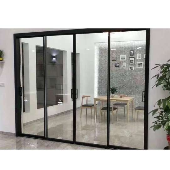 WDMA sliding doors system Aluminum Sliding Doors
