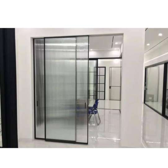 China WDMA As2047 Automatic Decorative Grilles Sliding Doors System