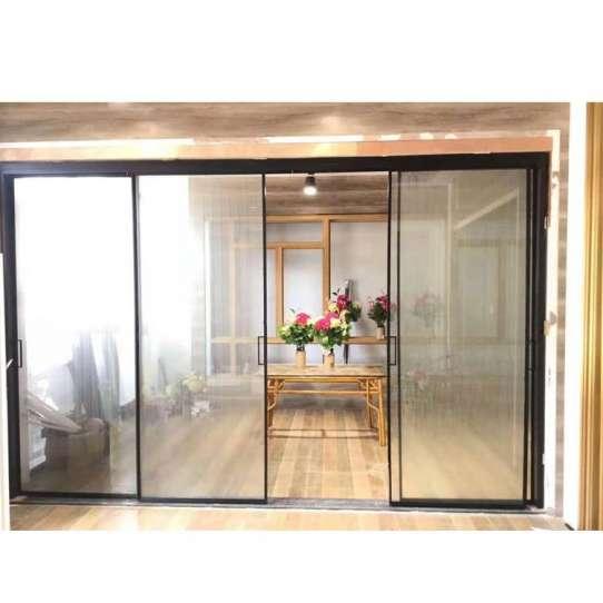 China WDMA sliding doors system