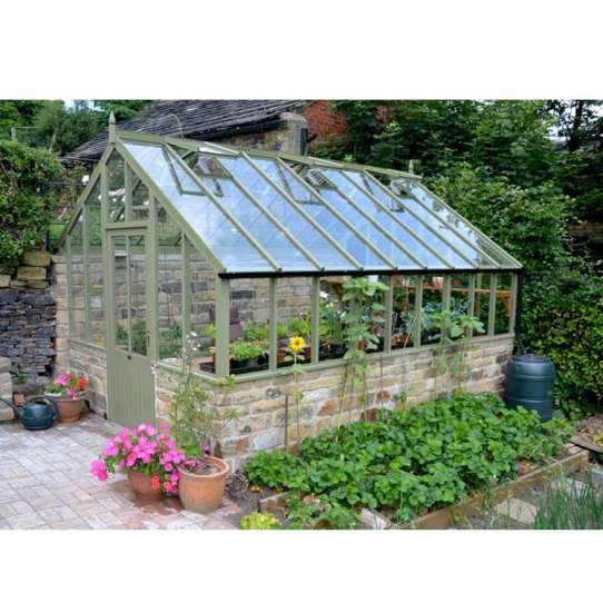 WDMA Beautiful Simple Design Glass House Garden Room From China Factory Supplier