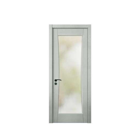 China WDMA wood panel door design Wooden doors