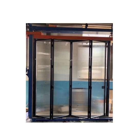 WDMA interior bifold doors Aluminum Folding Doors