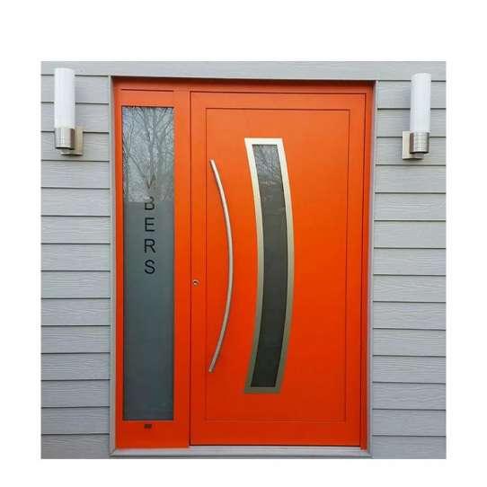 WDMA Villa Enrance Pivot Door