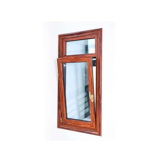 WDMA Casement Window Aluminum