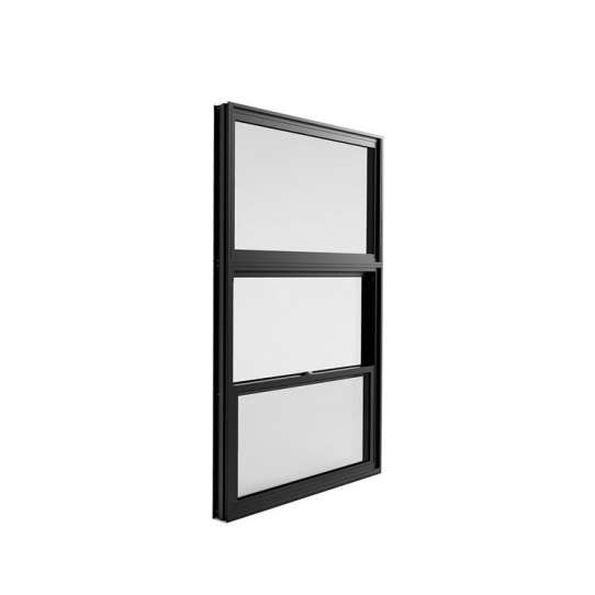 WDMA vertical sliding window Aluminum double single hung Window