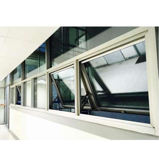 WDMA aluminum hung window