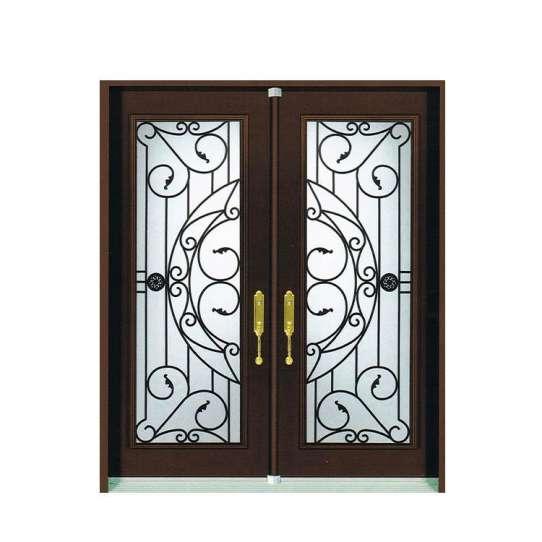 WDMA main door iron gate design
