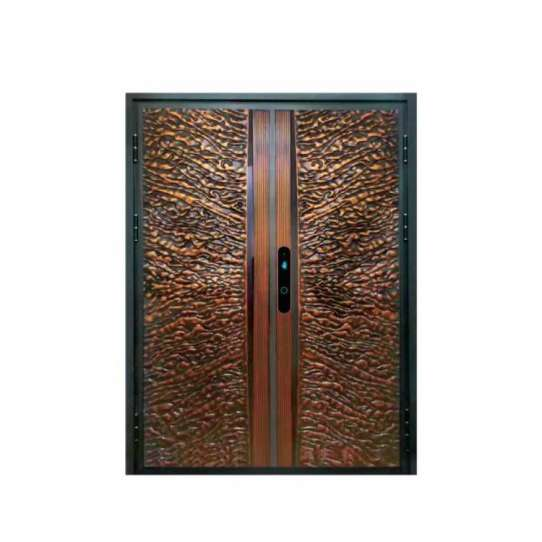 China WDMA aluminium entry door