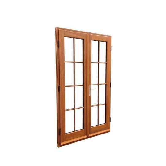 China WDMA wooden doors for villas Wooden doors