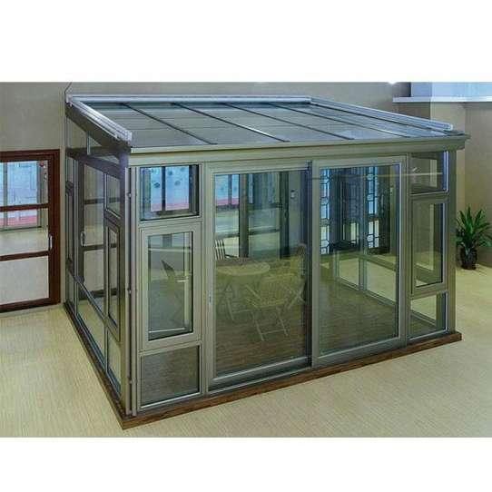 WDMA china greenhouse Aluminum Sunroom