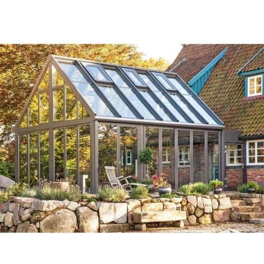 China WDMA aluminum sunroom windows Aluminum Sunroom