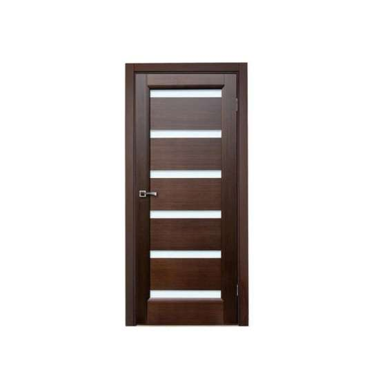 WDMA China Manufacturer Front Main Doors Wooden Egypt