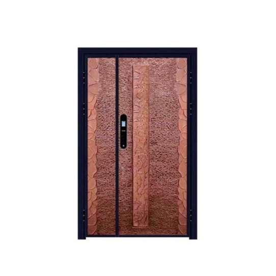 WDMA cast aluminium door designs Aluminum Casting Door