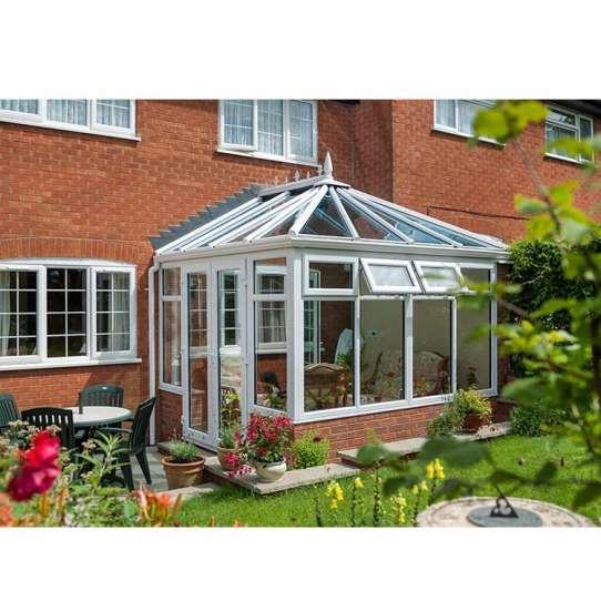 WDMA garden house