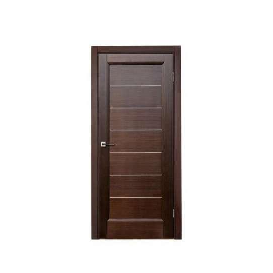 WDMA China Suppliers Bedroom Wooden Door Hotel Rooms Designs
