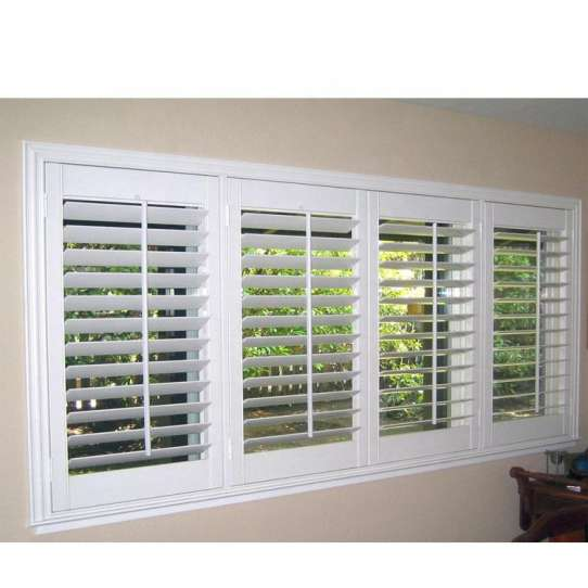 WDMA Aluminum Shutter Window