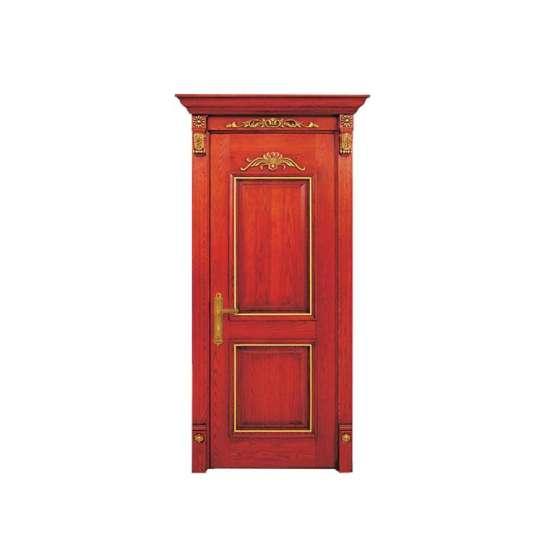 WDMA raw wood door