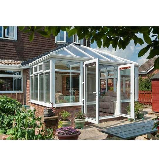 WDMA prefab garden house Aluminum Sunroom