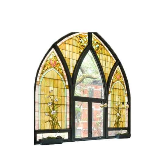 WDMA Church Stained Glass Window