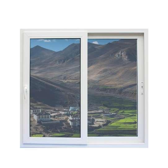 WDMA Aluminum Sliding Windows