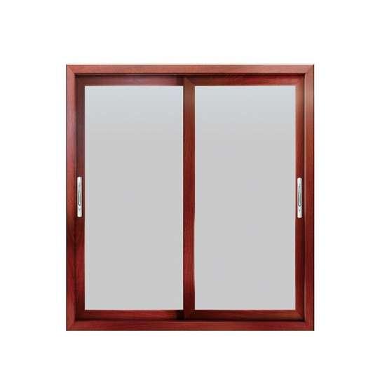 China WDMA Aluminum Sliding Windows