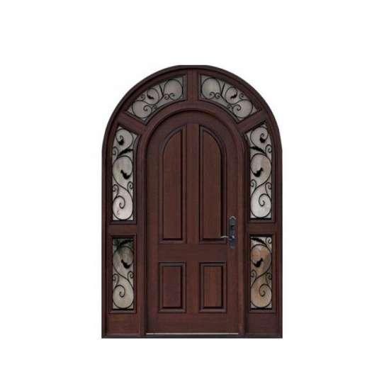WDMA Latest Design Wooden Door Interior Door Room Door