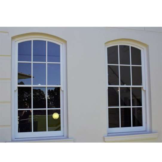 WDMA Vertical sliding aluminum window